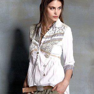 Elisa Cavaletti Daniela Dallavalle White Shirt